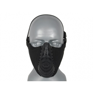 HALF FACE MASK - BLACK [FMA]