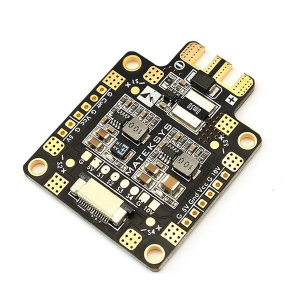 Matek FCHUB-6S Hub Power Distribution Board 5V & 10V BEC Built-in 184A Current Sensor for RC Drone