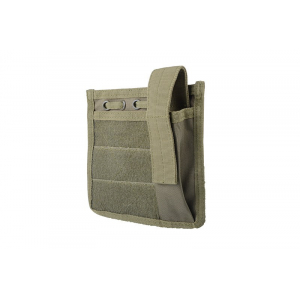 Administrative Panel with a Pouch - Olive Drab