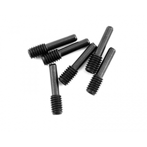 Traxxas Revo Screw pin, 4x15mm (6)