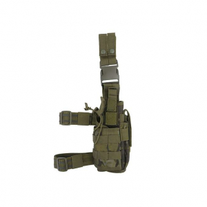 2-WAYS CARRYING TYPE TACTICAL DROP LEG HOLSTER - MT [8FIELDS]