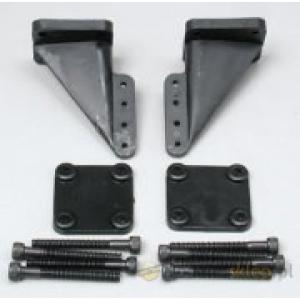Large Scale T-Style Control Horns (2pcs. ) - DU-BRO [#366]