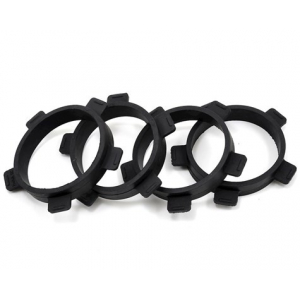 ProTek RC 1/10 Off-Road Buggy & Sedan Tire Mounting Glue Bands (4)