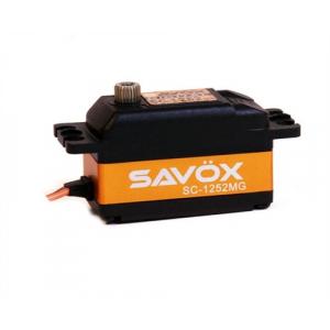 Savox žemo profilio serva 1252MG