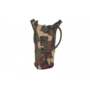 HYD-03 Hydration cover with insert - woodland