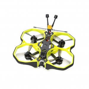 iFlight Protek35 Analog 3.5 Inch 6S Cinewhoop FPV Racing Drone Yellow PNP RaceCam R1 Mini Cam Succex Micro Force 5.8G 300mW VTX 2205 2300KV Motor Beast AIO F7 45A FC ESC - Without Receiver