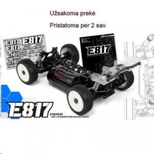 HB E817 Competition 1/8 Electric Buggy Kit