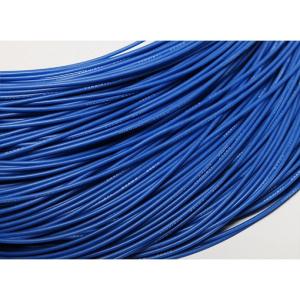 30 AWG silikoniniai laidai (mėlyni) (1m)