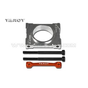 Tarot F22MM Metal pipe clamps Block group TL80B02
