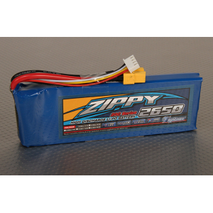 ZIPPY Flightmax 2650mAh 3S1P 20C