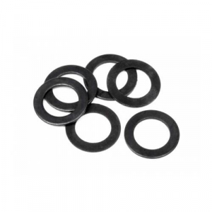 WASHER 5x8x0.5mm (6pcs
