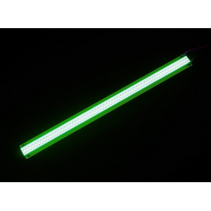 5W Green LED Alloy Strip 150mm x 12mm (3s Compatible