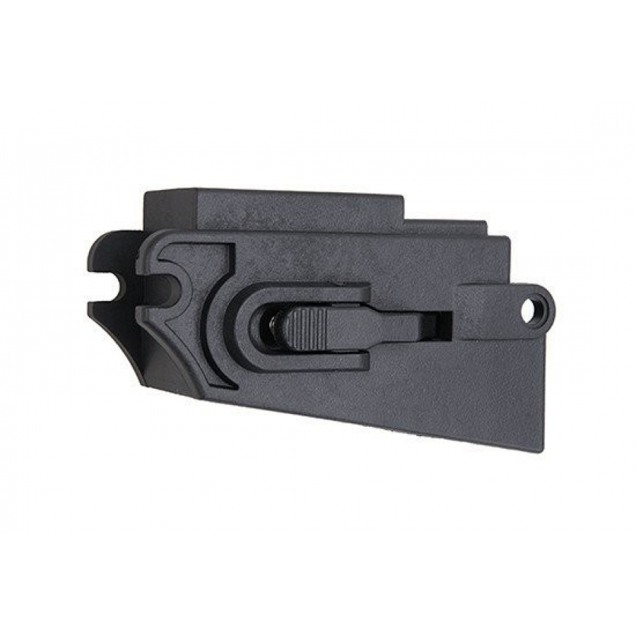 The G36 type to the M4 type magazine adapter