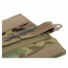 REAR COUNTERWEIGHT ACCESSORY POUCH FOR FAST HELMETS - MULTIC...