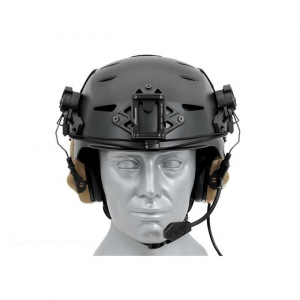 M32H ELECTRONIC COMMUNICATION HEARING PROTECTOR FOR EXF HELMETS - TN [EARMOR]