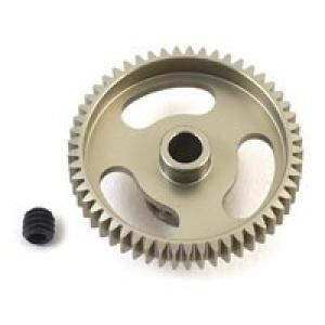 "CRC ""Gold Standard"" 64P  (53T) Aluminum Pinion Gear"