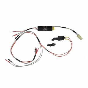 MOSFET FOR V3 GEAR BOX WITH TRIGGER SWITCH, REAR WIRES [APS]
