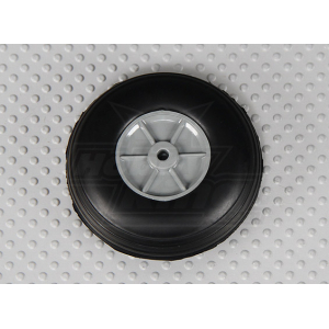 Rubber Wheel 50mm (2.0in)