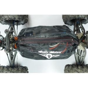 Dusty Motors nuo purvo apsaugantis maišas. XL