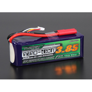 Turnigy nano-tech 3850mah 4S 65~130C Lipo Pack