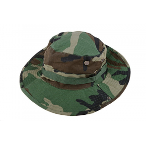 Tactical Boonie Hat - woodland