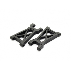 Rear/front Lower Susp. Arm - Basher PitBull 1/18 4WD Desert Buggy (2pcs)