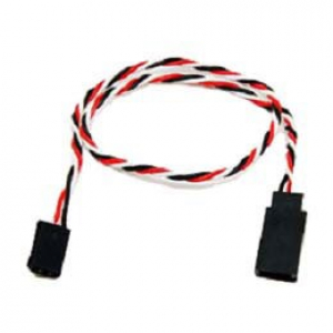 Futaba twisted Extension wire 22AWG L=20CM