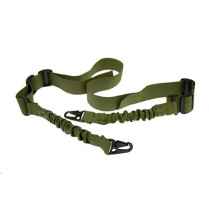2-Point Tactical Sling - Bungee, olive green