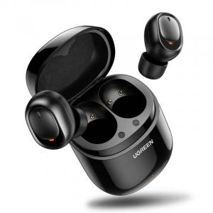 UGREEN CM338 Wireless Earphones Bluetooth TWS (black)