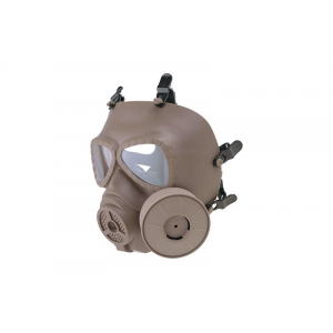 Vented Mask - Tan