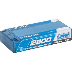 LRP 2900 - Shorty LCG - 110C/55C - 7.4V LiPo [184] akumuliatorius automodeliui
