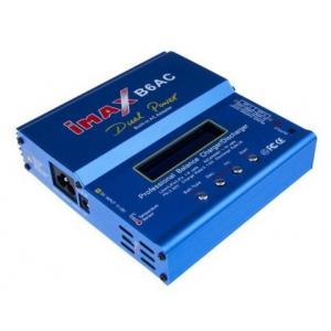 Imax B6AC 80W 6S input-AC/DC universalus kompiuterizuotas pakrovėjas su dvigubu maitinimu