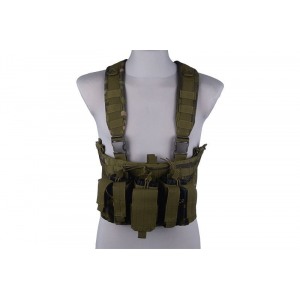 Scout Chest Rig Tactical Vest - MC Tropic