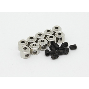 Landing Gear Wheel Stop Set Collar 6x1.8mm