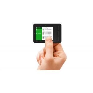 iSDT BG-8S Smart Battery Checker - LCD IPS