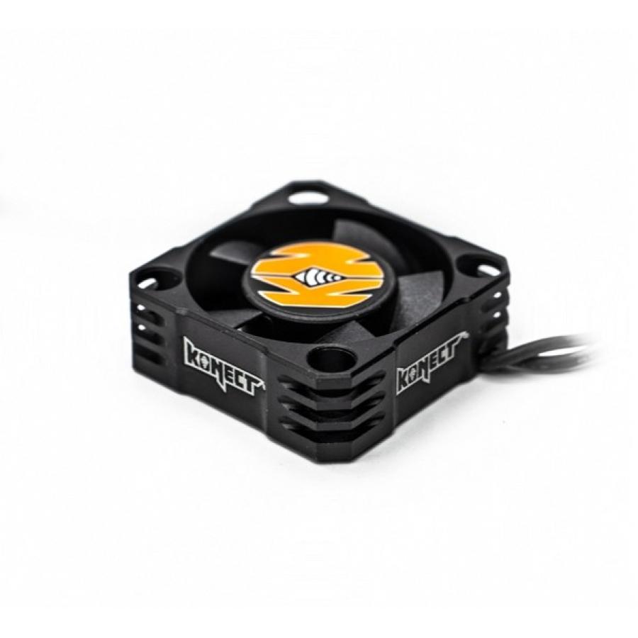 Ultra High Speed Cooling alu Fan 30x30x10mm - 6V-8,4V