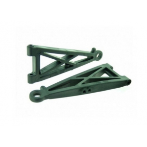 31603 Himoto 1/10 Scale Front Lower Suspension Arms 2P