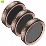 Neewer 3 Pieces Lens Filter Kit for DJI