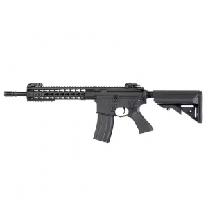 AIRSOFT AUTOMATINIS GINKLAS CM.621 MOSFET EDITION - BLACK [CYMA]