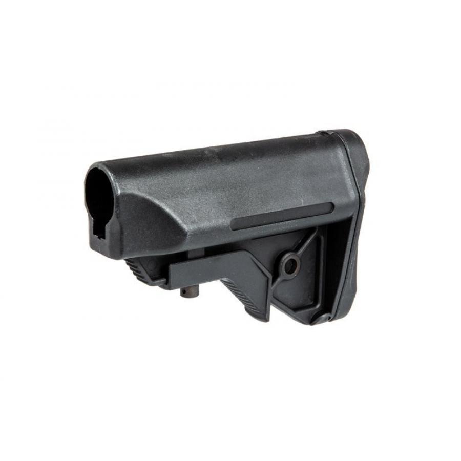 BD3669A Stock for M4/M16 Replicas - Black