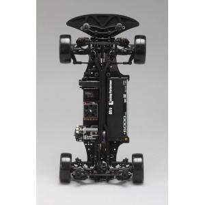 Yokomo BD8-2018 Graphite Chassis TC Kit
