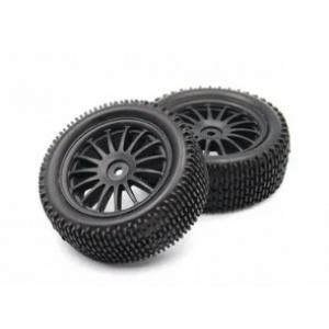 DK4 MONO 4WD Priekinės Padangos su Ratlankiais Nesuklijuotos