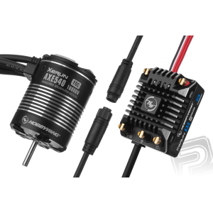 COMBO-XERUN AXE540-1800KV-FOC Sensored Brushless System
