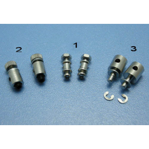 Linkage stoppers D2.1mm ?1.8~2 (no. 2) (1pcs) [155]