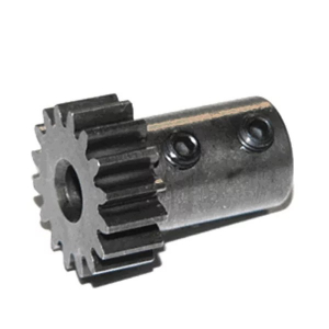Tekno RC 5mm Bore Hardened Steel Long Shank Mod 1 Pinion Gear (18T)
