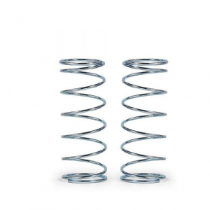 Xray XB808 Front Spring Set C=0.75 Silver (Pair) XR358184