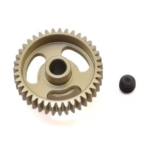 "CRC ""Gold Standard"" 64P  (39T) Aluminum Pinion Gear"