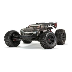 Arrma 1/8 Kraton 4WD EXtreme Bash Roller RC Automodelis