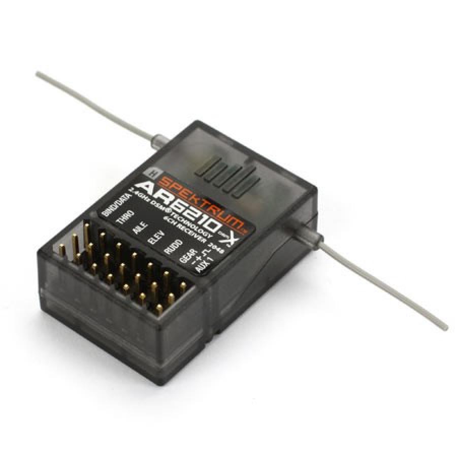 Spektrum AR6210 6-Channel DSMX Imtuvas