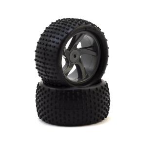Maverick ION XT Pre-Mounted 1/18 Truggy Tires (2)